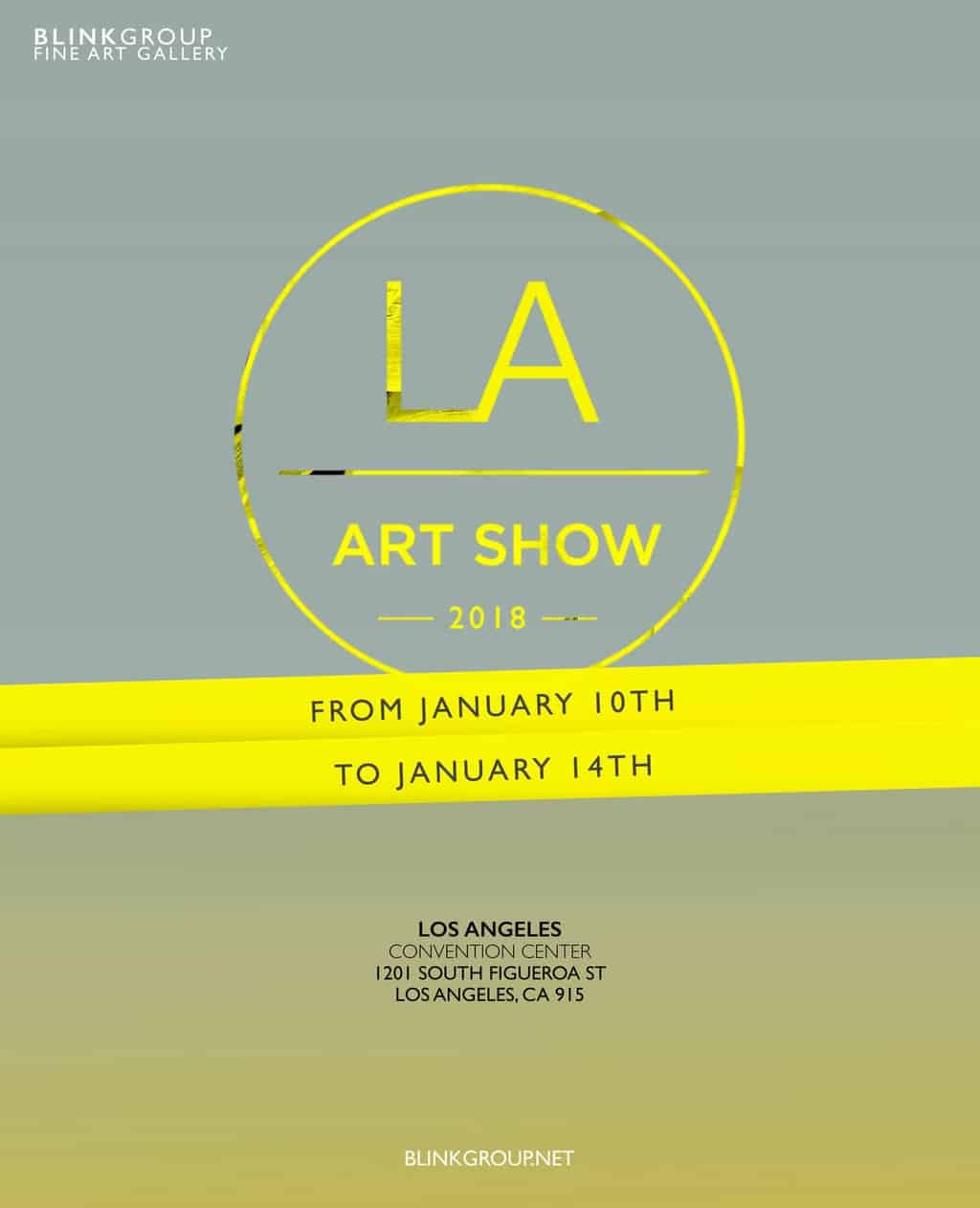 La art show 2018 blink group for Craft shows louisiana 2017